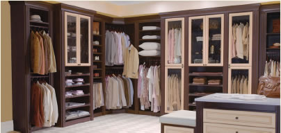 Photo gallery room closet design organizer dallas the for How to design a master bedroom closet